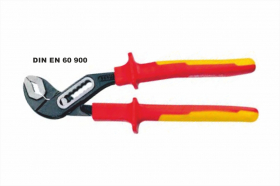 Insulated water pump pliers 1000V
